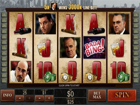 Play The Sopranos Slot at Omni Casino