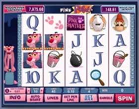 играть розовая пантера казино